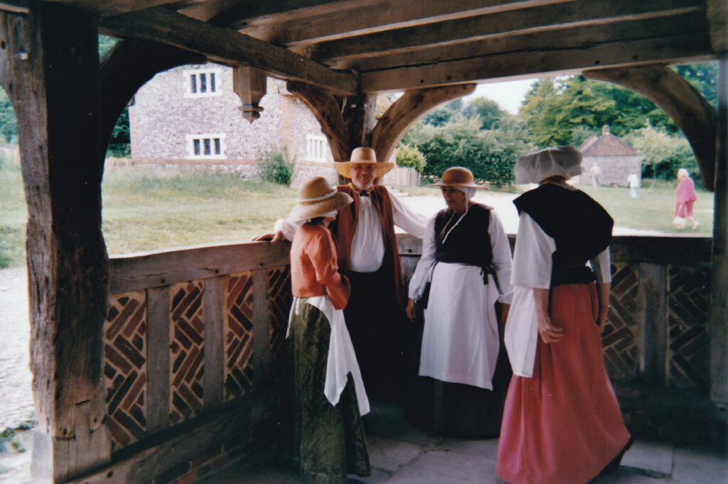 At the Weald and Downland Museum
